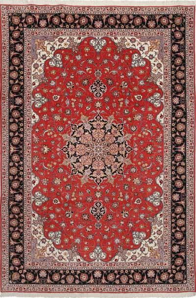 Tabriz 50 rj con seta